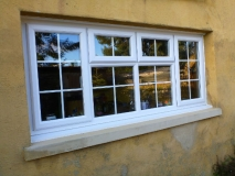 <h5>New window and concrete cill repair</h5>