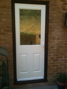 <h5>Rear Composite Door</h5>